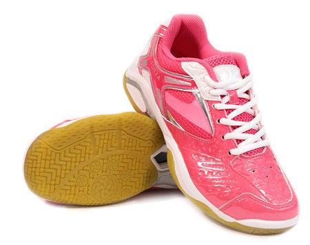 Růžové dámské sálová obuvi Lingus V4, FZ Forza