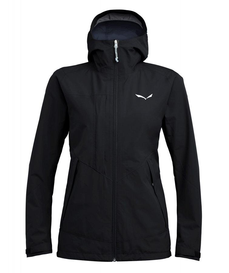 Černá dámská bunda Salewa - velikost XL