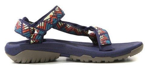 Červené pánské sandály Teva - velikost 48,5 EU