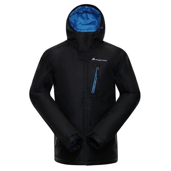 Černá pánská bunda Alpine Pro - velikost S