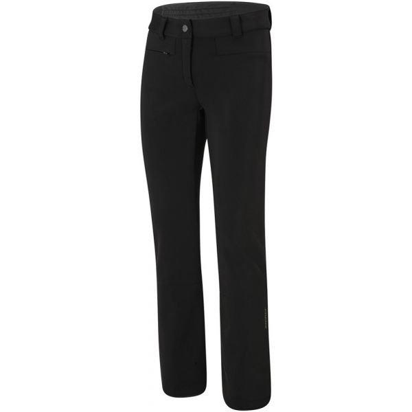 Černé softshellové dámské kalhoty Ziener - velikost 36