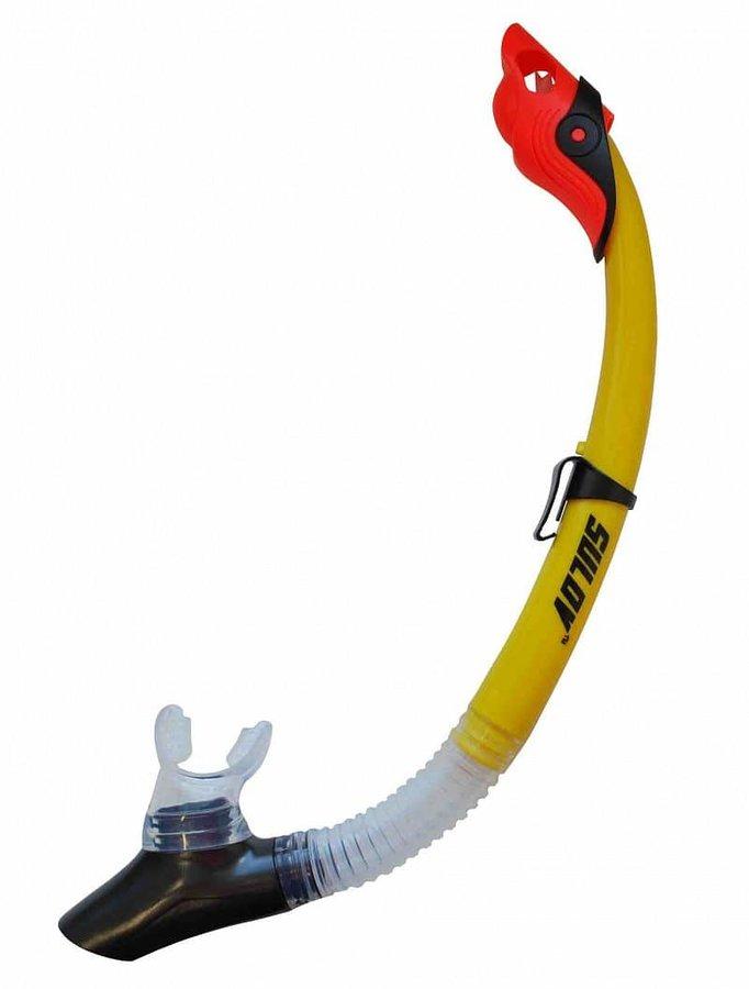 Šnorchl - Šnorchl CALTER ADULT 117SILICON, žlutý