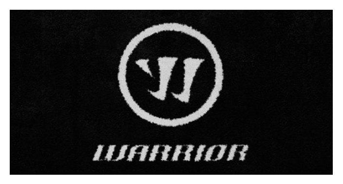 Ručník - Ručník - Osuška Warrior Towel BKW M Barva: černá