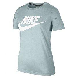 Zelené dámské tričko s krátkým rukávem Nike - velikost S