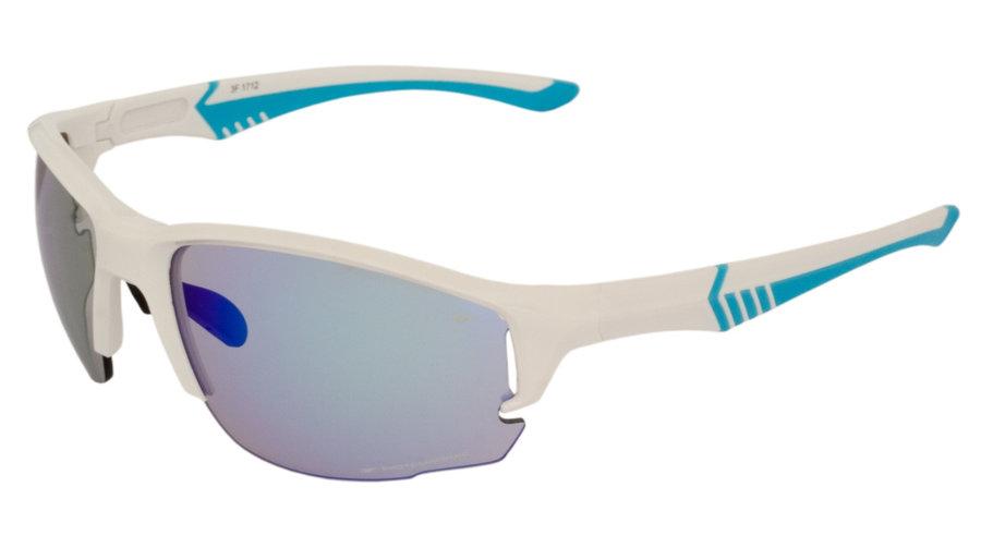 Polarizační brýle - Fotochromatické brýle 3F Levity (světlé) Barva obrouček: bílá/modrá