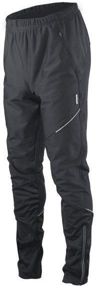 Černé pánské kalhoty na běžky Etape - velikost L