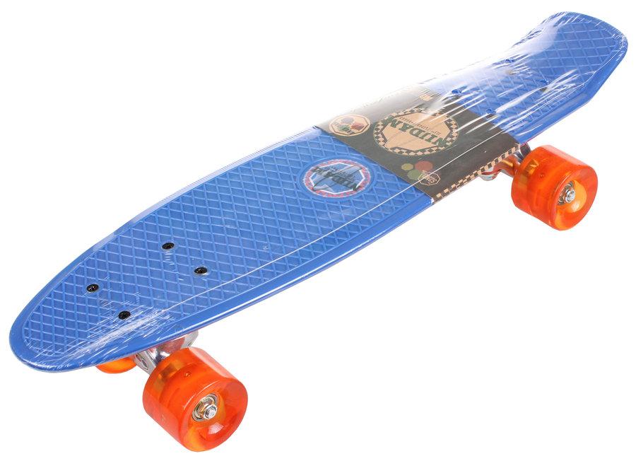Modrý pennyboard Nijdam