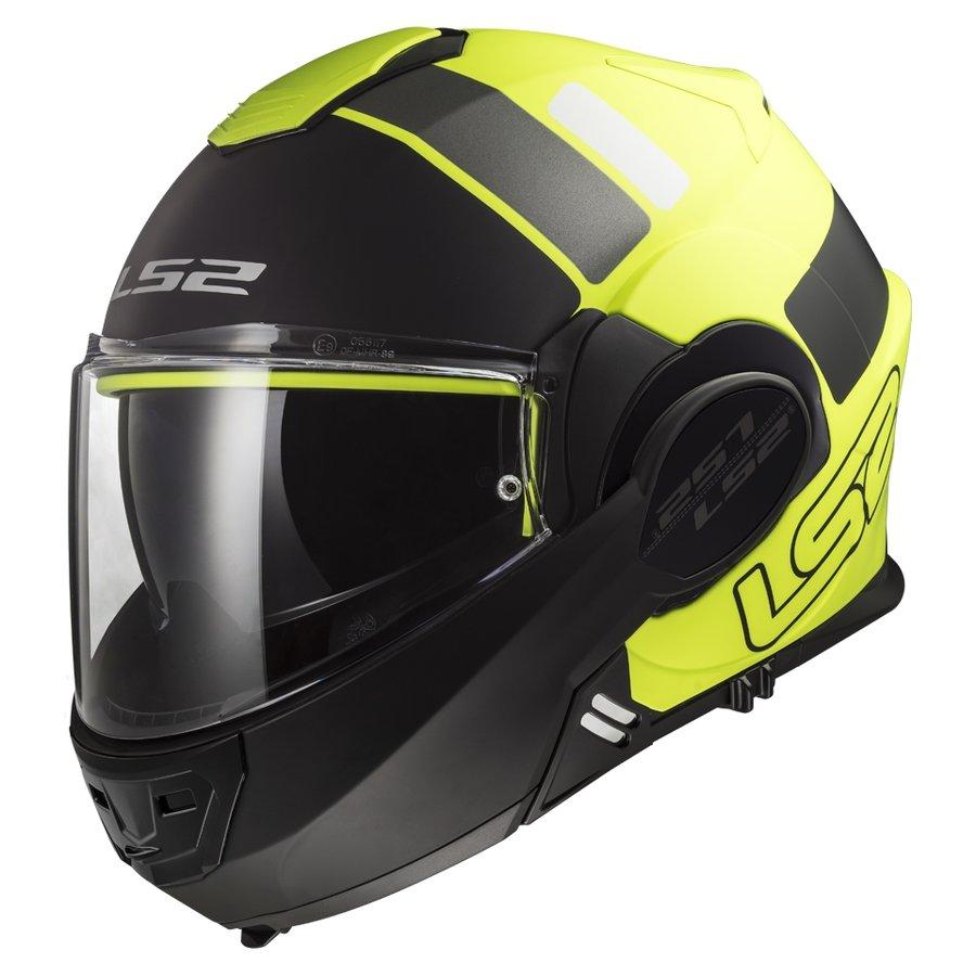 Unisex helma na motorku LS2