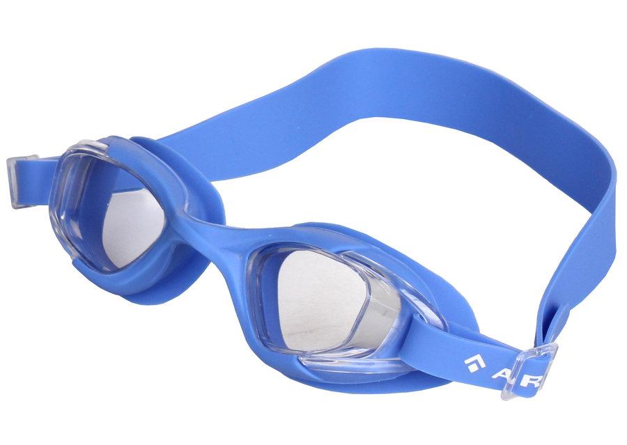 Modré dětské chlapecké nebo dívčí plavecké brýle Otava, Artis
