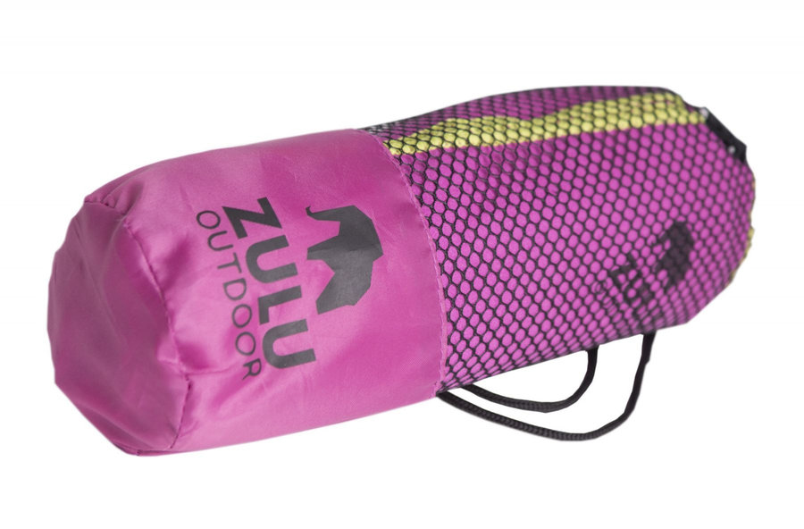Ručník - Ručník Zulu Light 85x150 cm Barva: růžová