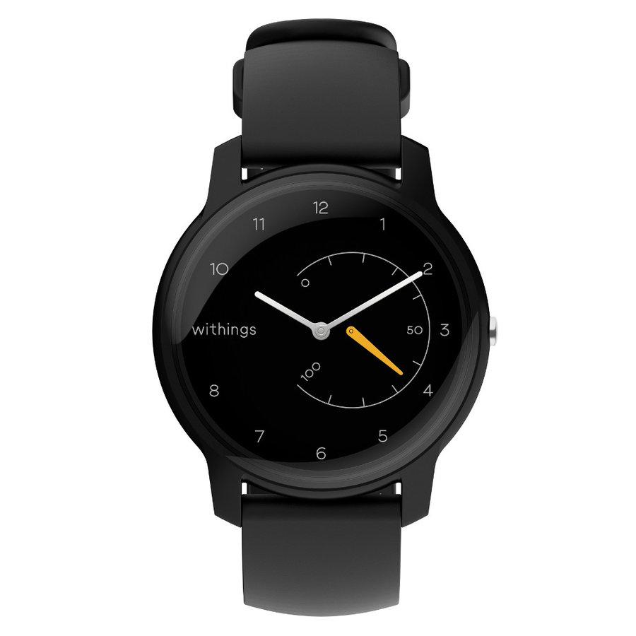 Analogové chytré hodinky Move, Withings