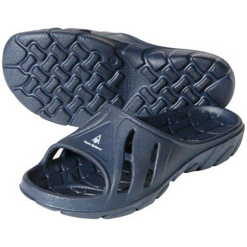 Modré dětské pantofle Aqua-Speed
