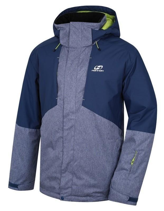 Modrá pánská lyžařská bunda Hannah - velikost XXL