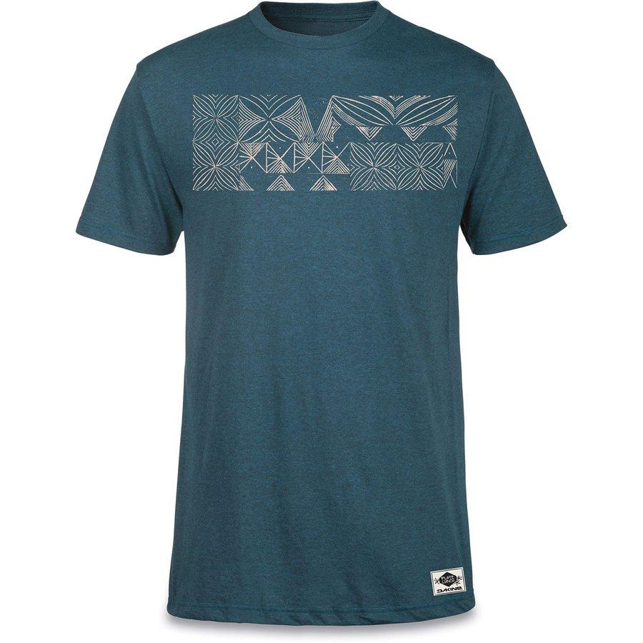 Modré pánské tričko s krátkým rukávem Dakine - velikost XL