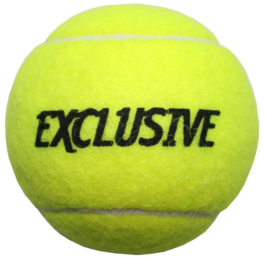 Tenisový míček Exclusive, Merco - 1 ks