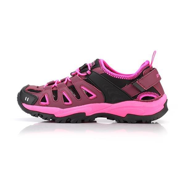 Růžové sandály Alpine Pro - velikost 37 EU