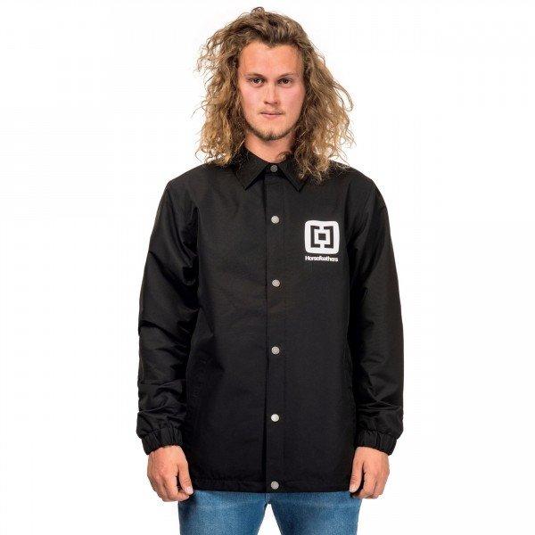 Černá pánská bunda Horsefeathers - velikost XL
