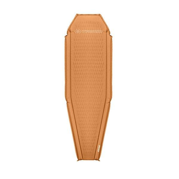Oranžová samonafukovací karimatka Trimm - tloušťka 3 cm