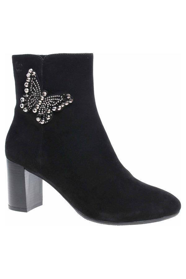 Černé dámské zimní boty Gerry Weber - velikost 37,5 EU