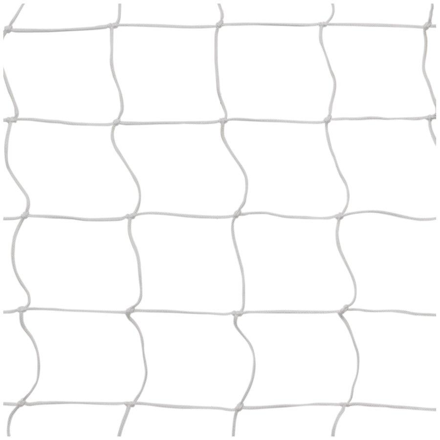 Volejbalová síť - Volejbal síť s lankem bílá - 2.jakost