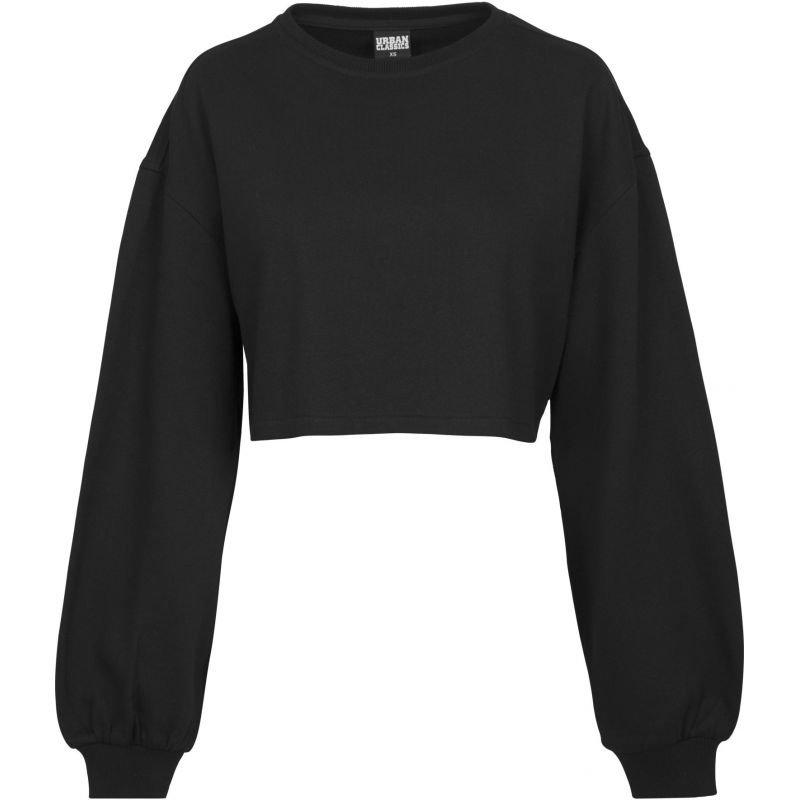 Černá dámská mikina Urban Classics - velikost S