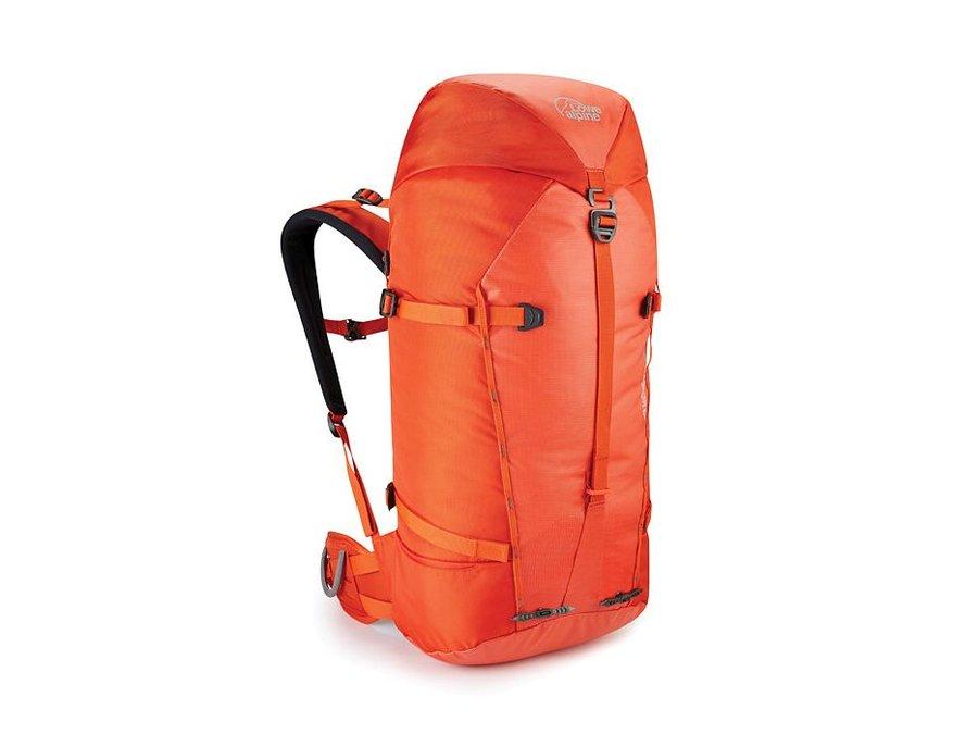 Oranžový horolezecký batoh Lowe Alpine - objem 50 l