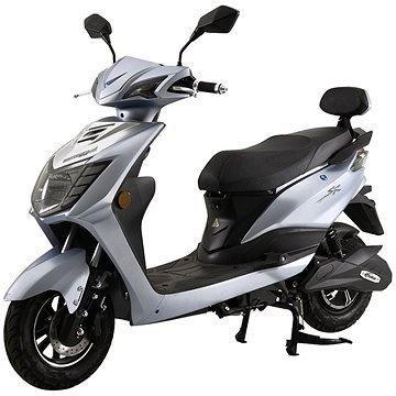 Modrý elektromotocykl City Sport Racing, Racceway