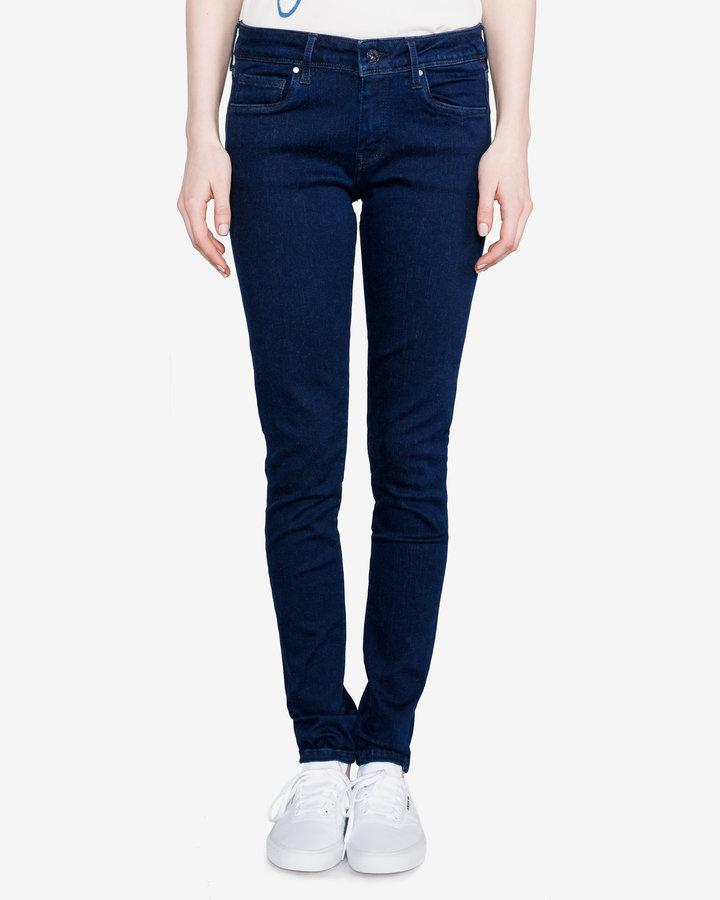 Modré dámské džíny Pepe Jeans - velikost 29