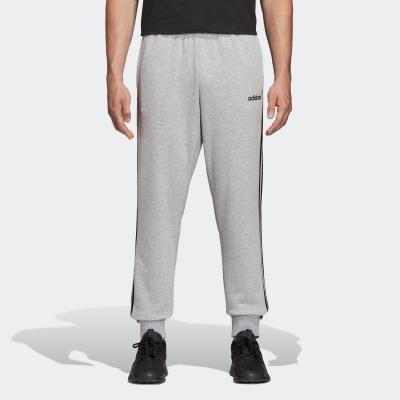 Šedé pánské tepláky Adidas