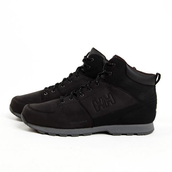 Černé pánské zimní boty Helly Hansen - velikost 48 EU
