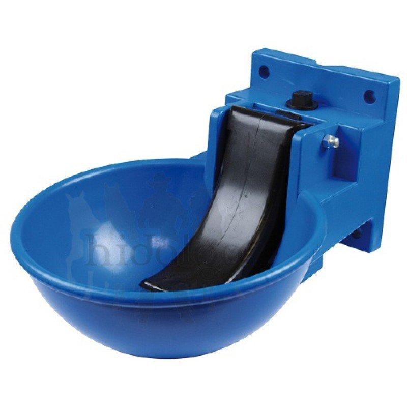 Modrá plastová napáječka Waldhausen