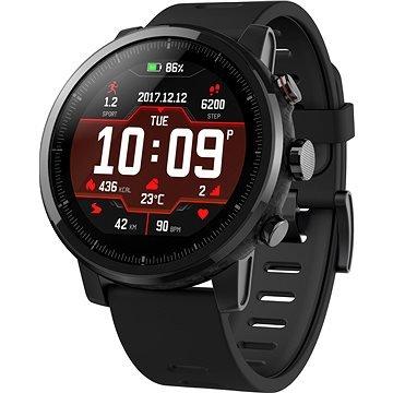 Černé chytré hodinky Amazfit Stratos 2S, Xiaomi