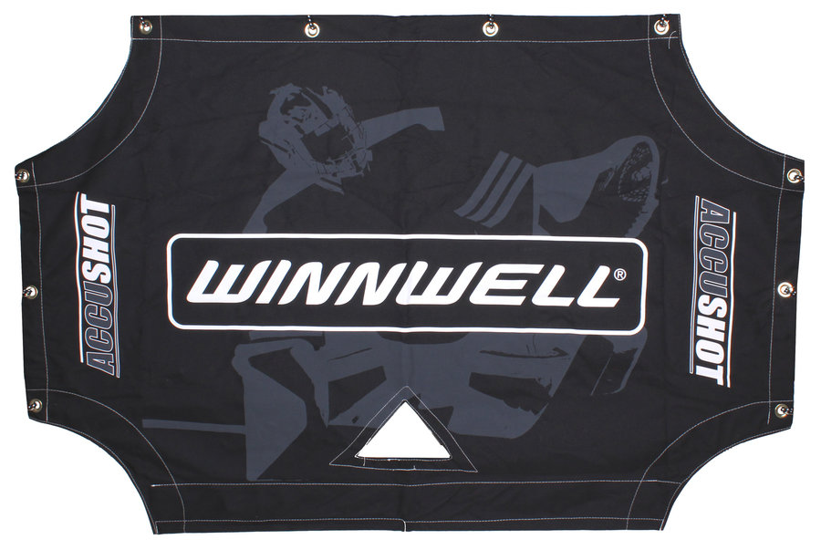 Střelecká hokejová plachta - Winnwell Accushot 72