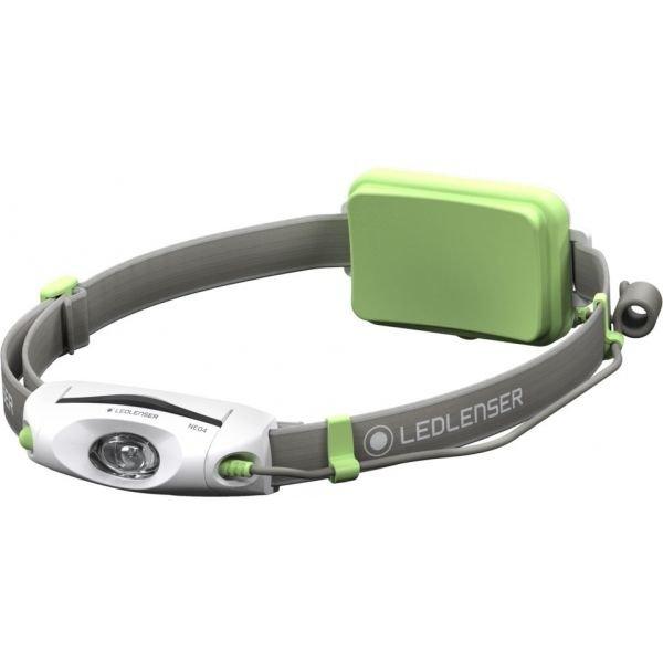 Čelovka - Ledlenser NEO 4 zelená - Čelovka