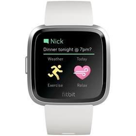 Bílé chytré hodinky Versa Lite, Fitbit