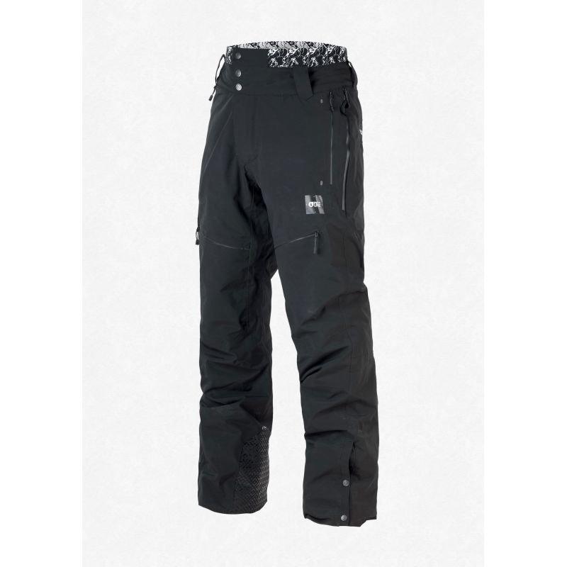Černé pánské snowboardové kalhoty Picture - velikost XL