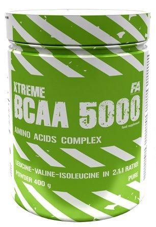 BCAA - Xtreme BCAA 5000 od Fitness Authority 400 g Orange
