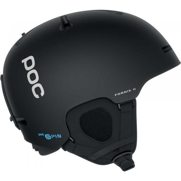 Černá lyžařská helma POC