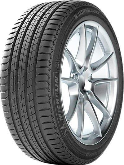 Letní pneumatika Michelin