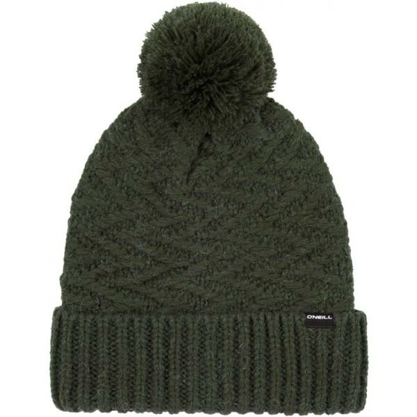Zelená dámská zimní čepice O'Neill
