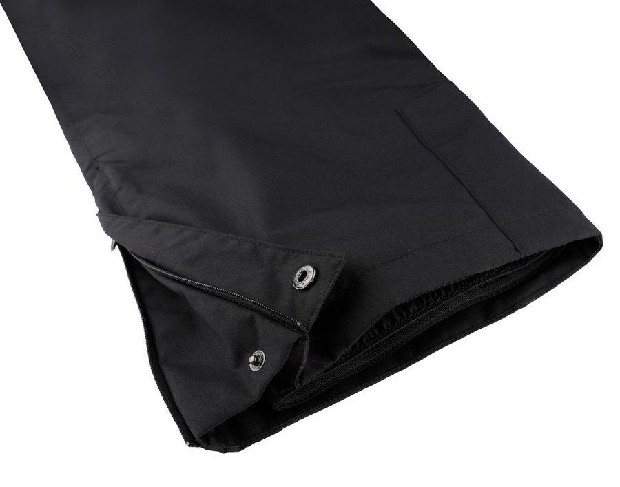 Černé dámské lyžařské kalhoty Hannah - velikost XXL