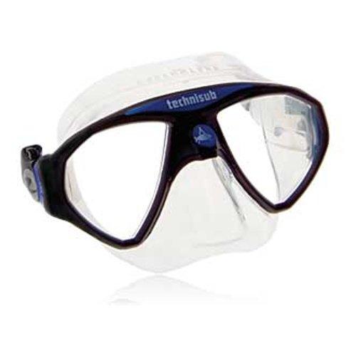 Modrá potápěčská maska MicroMask, TECHNISUB