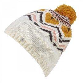 Béžová zimní čepice Kari Traa - univerzální velikost
