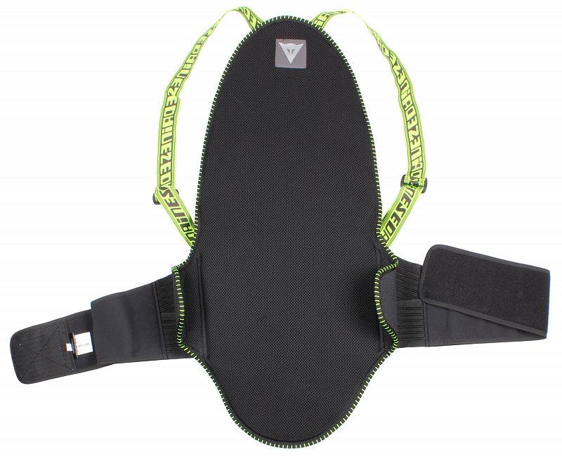 Bílé chrániče na snowboard na záda Dainese - velikost M