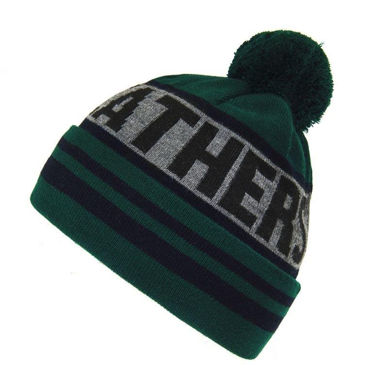 Zelená zimní čepice Horsefeathers - univerzální velikost