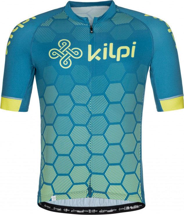 Modrý pánský cyklistický dres Kilpi