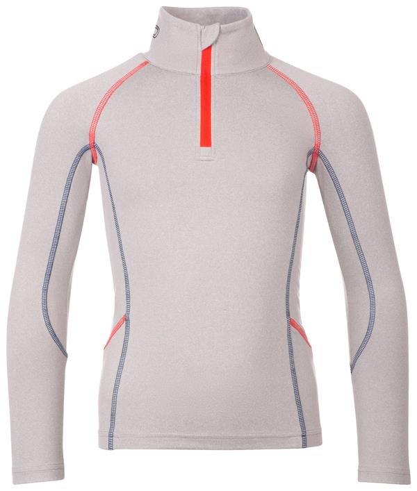 Bílé dětské funkční tričko Alpine Pro