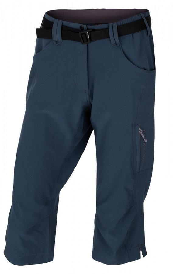 Šedé dámské kalhoty Husky - velikost M