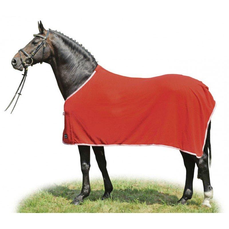 Deka na koně - HKM Odpocovací deka Alaska Barevná varianta: Černá, Velikost dek: 165