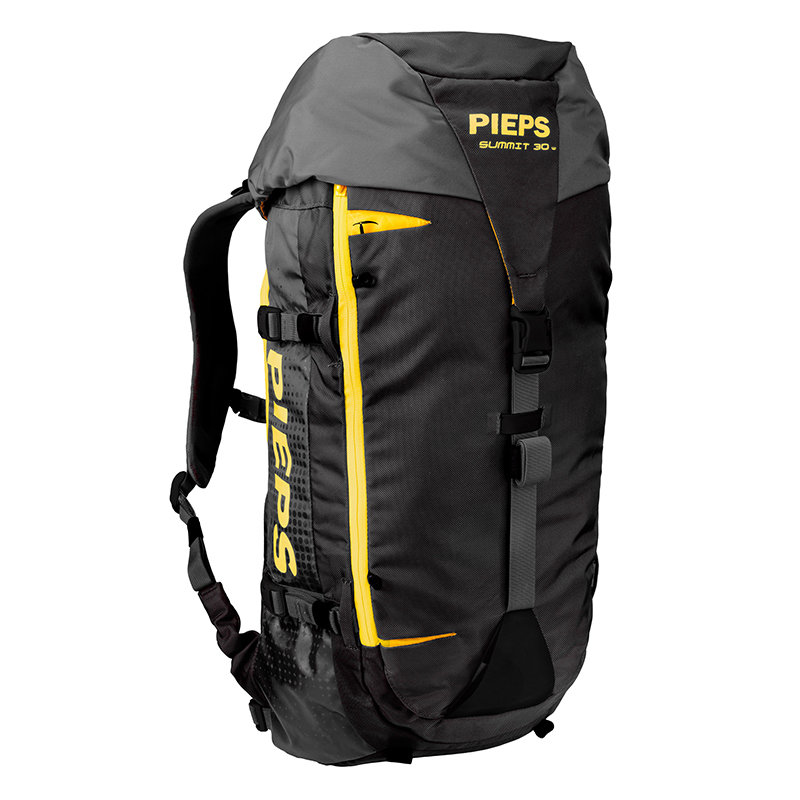 Černý skialpový batoh Pieps - objem 30 l